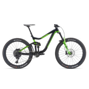 2019 GIANT REIGN ADVANCED 1 TALLA M NEGRO/VERDE LIMA