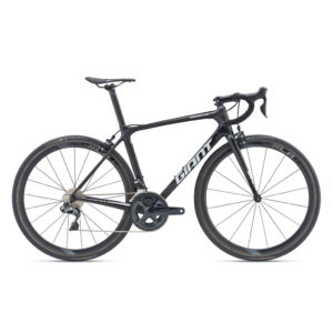 2019 GIANT TCR ADVANCED PRO 0 TALLA M NEGRO/PLATA