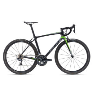 2019 GIANT TCR ADVANCED PRO 1 TALLA ML NEGRO/GRIS/VERDE