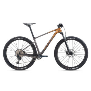 2020 GIANT XTC ADVANCED 29 2 TALLA M ORO/GRIS OSCURO